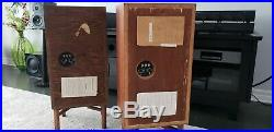 Acoustic Research Ar-3a Vintage Speaker Pair Ar3 (tested Working)