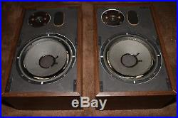 Acoustic Research Ar -7 Speakers Excellent Condition Need Surrounds