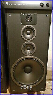Acoustic Research Ar Srt 380 Speakers Ar Srt380