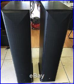 Acoustic Research Hi-Res Home-Theater Tower Speaker Set AR3
