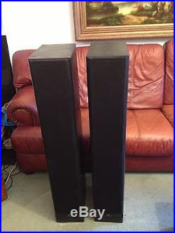 Acoustic Research S50 Tower Speakers