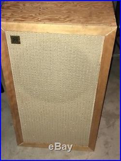 Acoustic Research Speaker AR-1W Woofer & Janszen 1-30 Electrostatic Tweeter