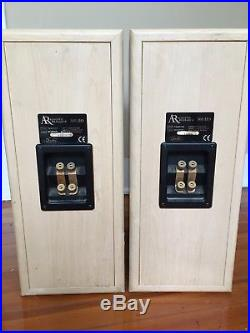 Acoustic Research Speakers 312 HO & 308 HO