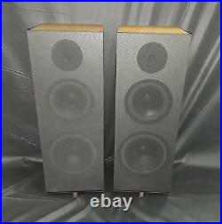 Acoustic Research Spirit Series 142 Speakers (BRAND NEW!)