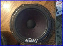 Acoustic research ar3 woofers