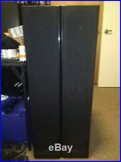 Acoustic research high end tower speakers