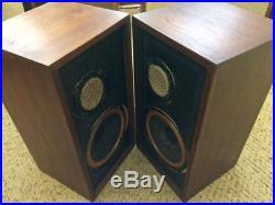 Ar4 Acoustic Research Rare Vintage Original