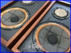 Ar4 Acoustic Research Reconstruction Using Original Ar4 Parts