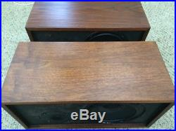 Ar4x Acoustic Research Matched Drivers, Great Cabinets, Sound Quality