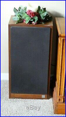 Ar58s Acoustic Research Speakers These Are Amazing And Look Great-free Shipping