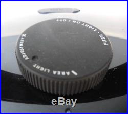 Ar Hatteras Indoor/outdoor Wireless Bluetooth 360° Stereo Speaker, Black/silver