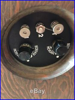 FOR PARTS/ REPAIR Vintage Pair Acoustic Research AR-5 Speakers. 13.5x24 8 ohm