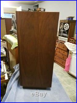 Gorgeous All Original Acoustic Research AR 3 with Speaker Stands One Pair