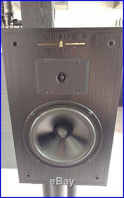 Legendary Acoustic Research AR18bx HiFi speakers 441 x 275 x 210mm