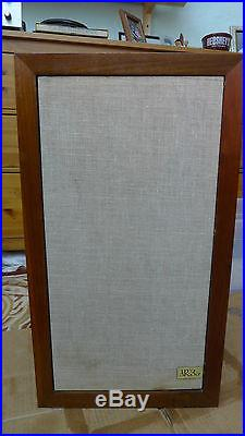 MINT SINGLE Acoustic Research AR-3a Speaker with ORIGINAL BOX Serial # 36775