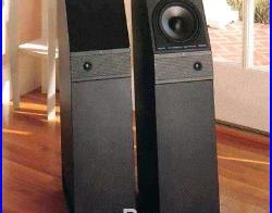 NEW! Pair of ACOUSTIC RESEARCH M4 Holographic Imaging Speakers Old School Stock