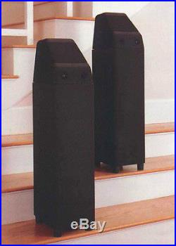NEW! Pair of ACOUSTIC RESEARCH M5 Holographic Imaging Speakers Old School Stock