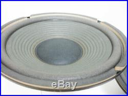 One pair 728 AR SPEAKER 10 inch woofer USA Acoustic Research