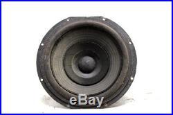 Original Acoustic Research AR3 Woofer Speaker
