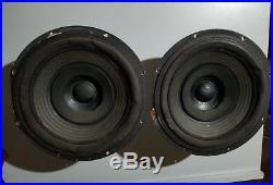 Original Acoustic Research Ar3 Speakers