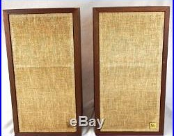 Pair of Acoustic Research (AR) 4x Speakers in Good Working Condition