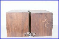 Pair of Vintage Acoustic Research AR-4x Speakers Suspension Loudspeaker System