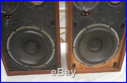 Pr ACOUSTIC RESEARCH AR-2ax Speakers fully restored, excellent condition