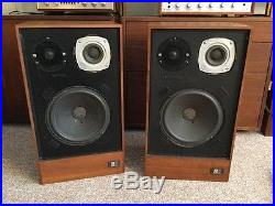 Rare Acoustic Research AR-12 Loudspeakers. Teledyne Version Of AR5/AR3a