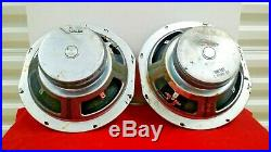 Replaced Foam-ACOUSTIC RESEARCH Speakers AR3A AR-3a Woofers Woofer-4 Ohms-XLNT