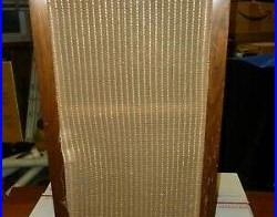 Single Acoustic Research AR-3 AR3 Speaker LOW SERIAL Number Works! Read Vintage