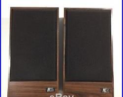 Super Rare Audiophile AR25P Teledyne Acoustic Research AR25 READ DESCRIPTION