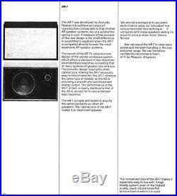 TOP! Acoustic Research AR7, neue Sicken! , aus 1972, sehr gut, geprüft + 100% ok