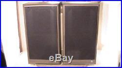 Teledyne Acoustic Research Model 38B vintage speakers, restored