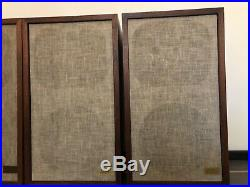 Total 4 ACOUSTIC RESEARCH AR-2ax Speakers (PICK UP ONLY NO SHIPPING)