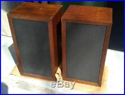 VINTAGE Acoustic Research AR3a Speakers