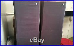 Vintage Teledyne Ar Acoustic Research Ar 93s Speakers