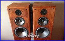 Vintage 1986 Acoustic Research AR-40 Connoisseur Series Speakers 6ohm/150w 12x27