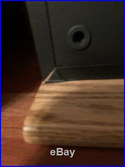Vintage AR Acoustic Research TSW 110 Bookshelf Speakers Great Sound new foam