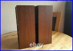 Vintage Acoustic Research AR18S HiFi Speakers 60 W