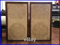 Vintage Acoustic Research AR5 Speakers