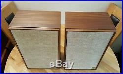 Vintage Acoustic Research AR6 HiFi Speakers 100 W + Original Boxes