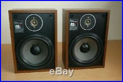Vintage Acoustic Research AR8S HiFi Speakers 60 W