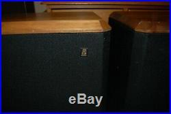 Vintage Acoustic Research AR94 HiFi Floorstanding Speakers 125 W