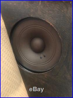 Vintage Acoustic Research AR-1 Speakers Pair Original