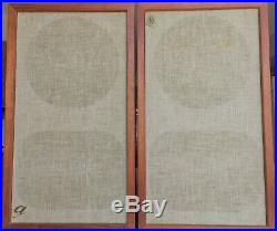 Vintage Acoustic Research AR-2AX Speakers Pre Owned Set of Two