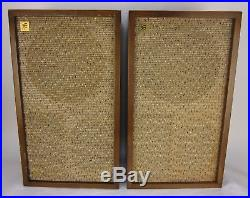 Vintage Acoustic Research AR-2a Loudspeaker System Speakers Local Pick-up Only