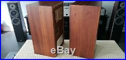 Vintage Acoustic Research AR-3A Speaker Cabinets ONLY
