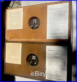 Vintage Acoustic Research AR-4X Pair (Walnut Grain)