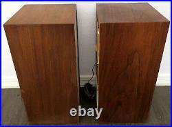 Vintage Acoustic Research AR-4x Bookshelf Speaker Pair L@@K