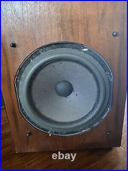 Vintage Acoustic Research AR 9 Speakers (Pair)